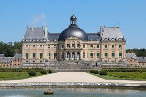 Chateau de Vaux le Vicomte 77 Seine et Marne