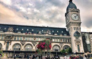 photographie gare de Lyon Paris 12