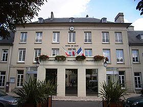 Photographie mairie de Palaiseau 91