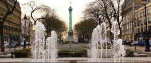 photographie Place de la Bastille Paris 11