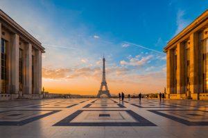 Place du Trocadero Paris 16